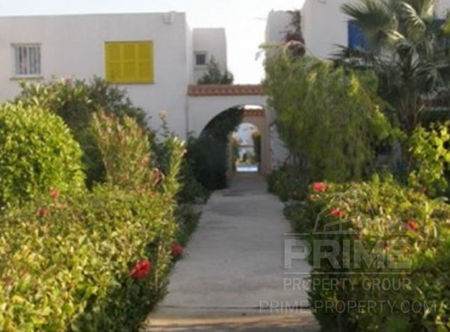 Cyprus property, Townhouse for holiday rent ID:6191