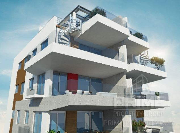 Cyprus property, Apartment for sale ID:6200