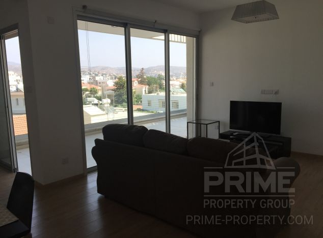 Cyprus property, Penthouse for rent ID:6220