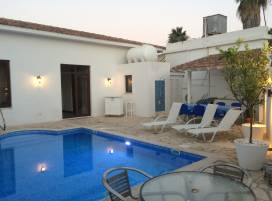 Property in Cyprus, Villa for holiday rent ID:6232
