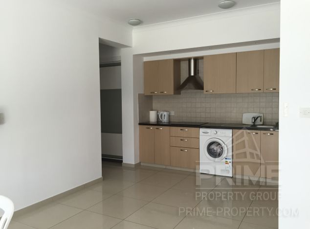 Cyprus property, Garden Apartment for rent ID:6241