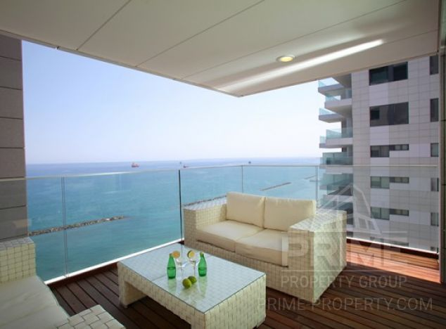 Cyprus property, Penthouse for sale ID:6253