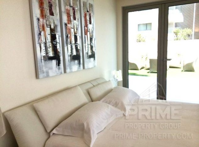 Cyprus property, Garden Apartment for sale ID:6254