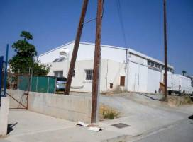 Property in Cyprus, Industrial estate for sale ID:6323