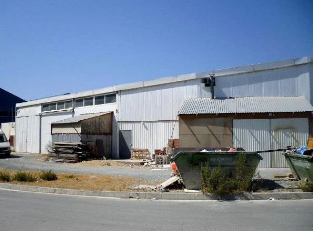 Industrial estate 6323 in Limassol
