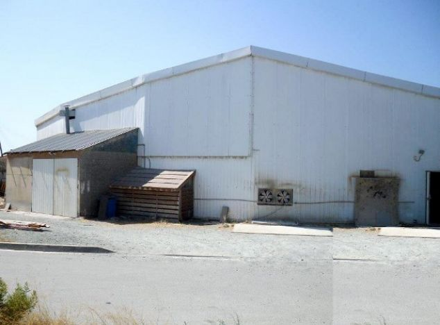 Sell Industrial estate 6323 in Limassol