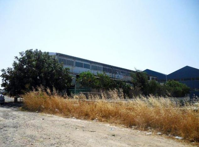Buy Industrial estate 6323 in Limassol
