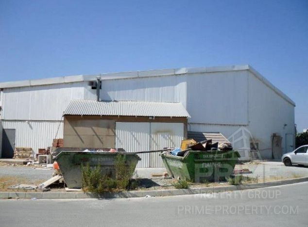 Cyprus property, Industrial estate for sale ID:6323