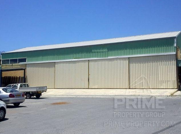 Cyprus property, Industrial estate for sale ID:6336