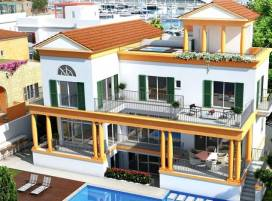 Cyprus property, Villa for sale ID:6363