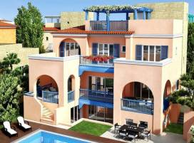 Cyprus property, Villa for sale ID:6368