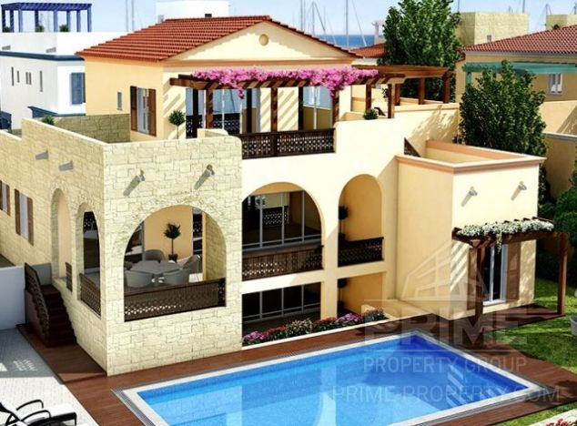 Cyprus property, Villa for sale ID:6372