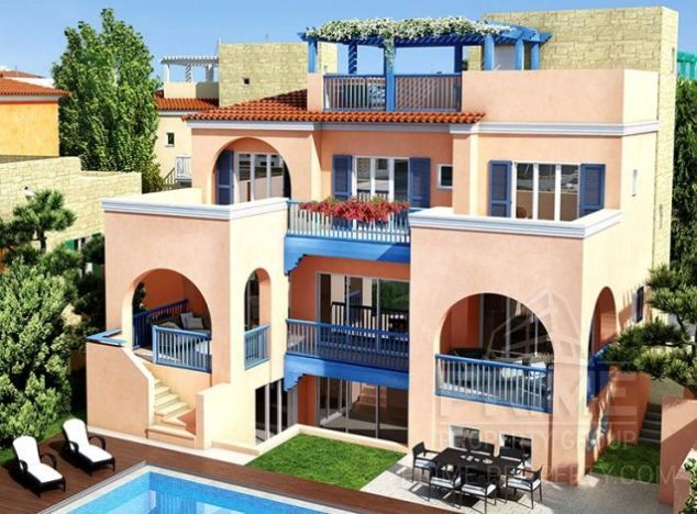 Cyprus property, Villa for sale ID:6373