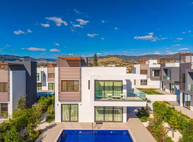 <br>Cyprus property, Villa for sale ID:6420