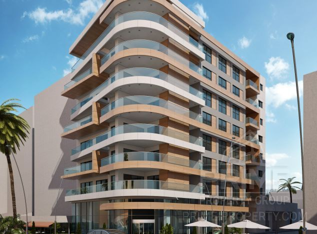 Cyprus property, Apartment for sale ID:6448