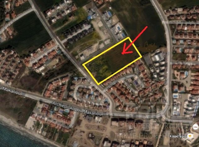 Cyprus property, Land for sale ID:6470