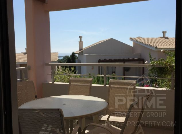 Cyprus property, Garden Apartment for rent ID:6486