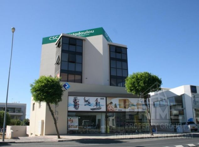 Cyprus property, Office for rent ID:6504