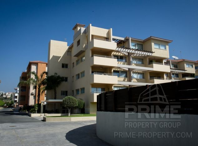 Cyprus property, Penthouse for rent ID:6515