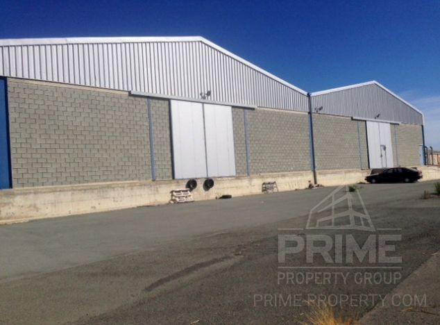 Cyprus property, Industrial estate for sale ID:6535