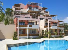 Cyprus property, Garden Apartment for sale ID:6544
