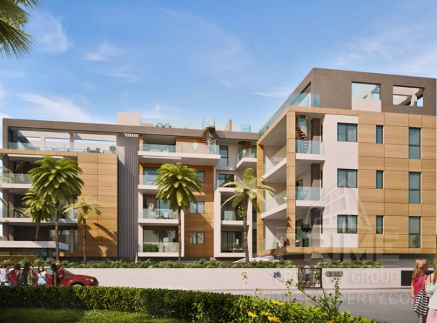 Cyprus property, Apartment for sale ID:6584