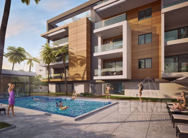 Cyprus property, Apartment for sale ID:6586
