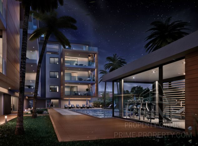 Cyprus property, Apartment for sale ID:6587