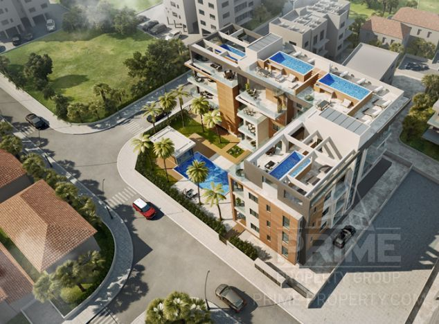 Cyprus property, Apartment for sale ID:6593