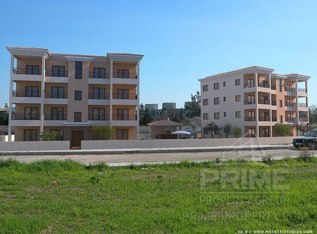 Cyprus property, Apartment for sale ID:6603