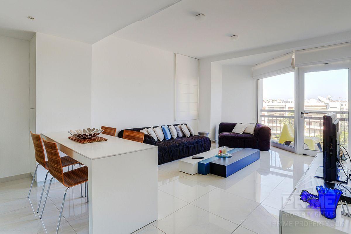 Предложение № 6617 - Limassol, Apartment  м2