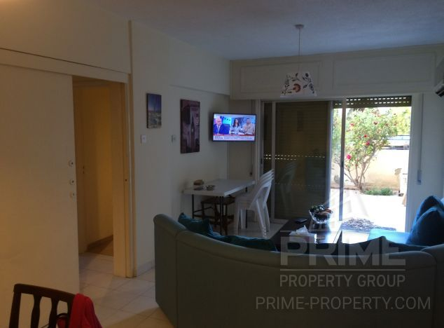 Cyprus property, Garden Apartment for rent ID:6630