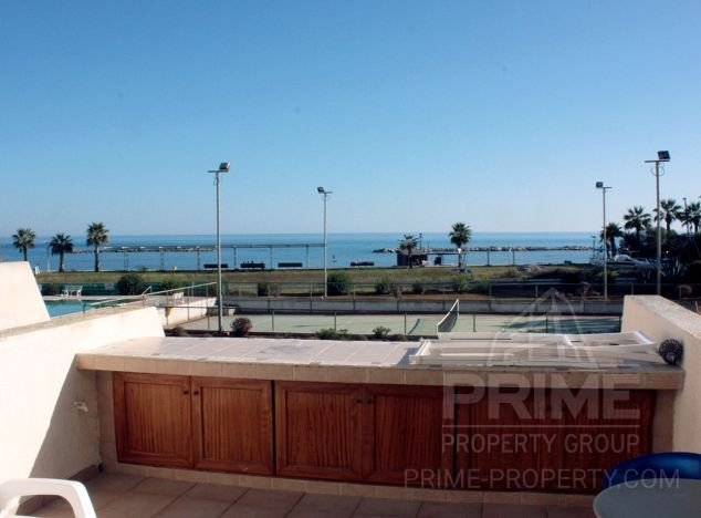 Cyprus property, Apartment for holiday rent ID:6674
