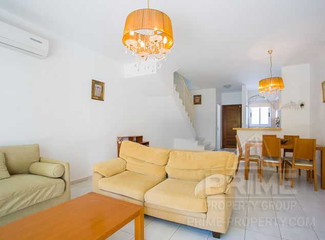 Cyprus property, Townhouse for holiday rent ID:6725