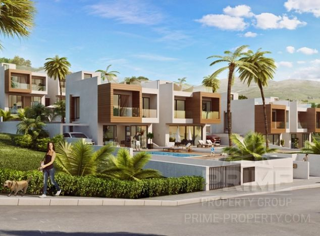 Cyprus property, Villa for sale ID:6736