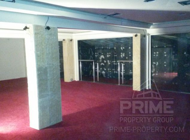 Cyprus property, Shop for rent ID:6758