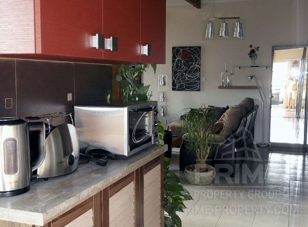 Cyprus property, Penthouse for holiday rent ID:6776