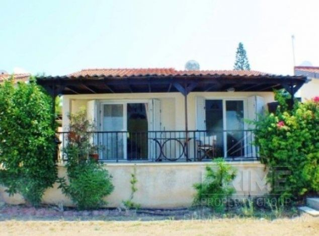 Cyprus property, Bungalow for sale ID:6785