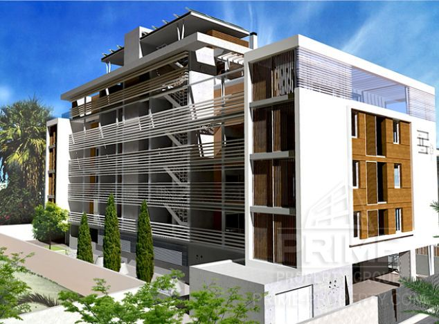 Cyprus property, Apartment for sale ID:6822