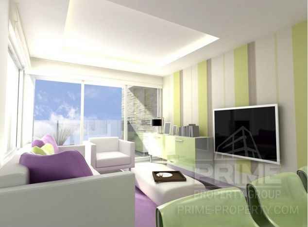 Cyprus property, Apartment for sale ID:6832