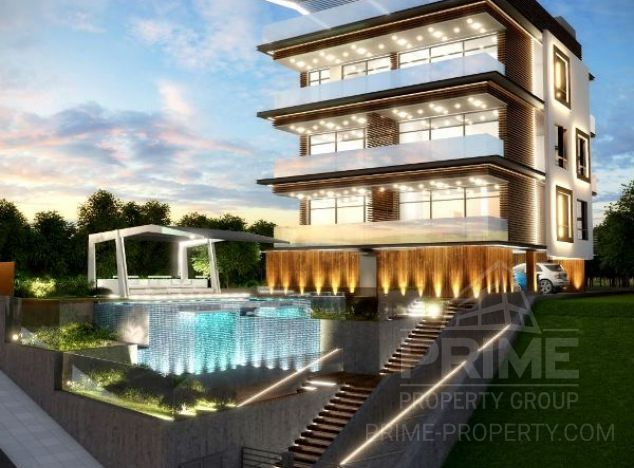 Cyprus property, Apartment for sale ID:6840