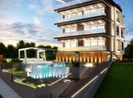 Cyprus property, Penthouse for sale ID:6841