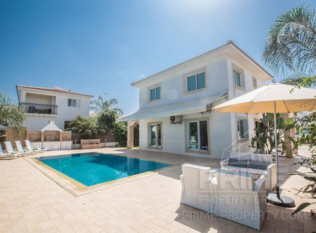 Cyprus property, Villa for holiday rent ID:6863