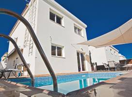 Cyprus property, Villa for holiday rent ID:6874