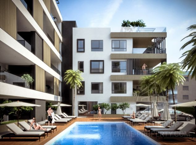Cyprus property, Apartment for sale ID:6887