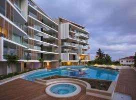 Cyprus property, Apartment for sale ID:6908