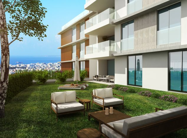 Sell Garden Apartment 6915 in Limassol