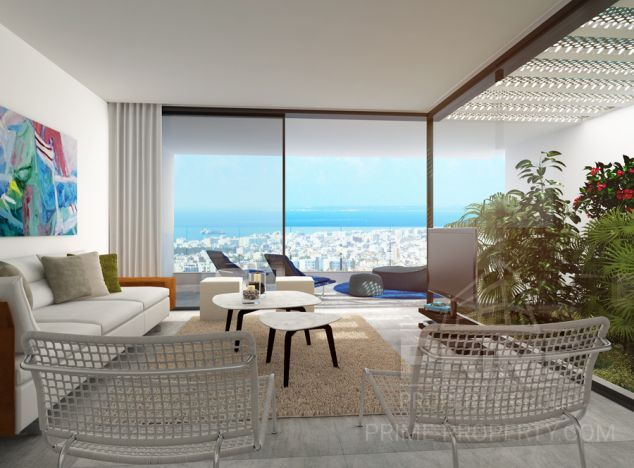 Cyprus property, Apartment for sale ID:6915