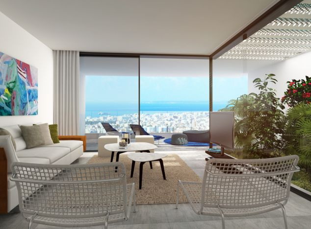 Garden Apartment 6916 on sell in Limassol