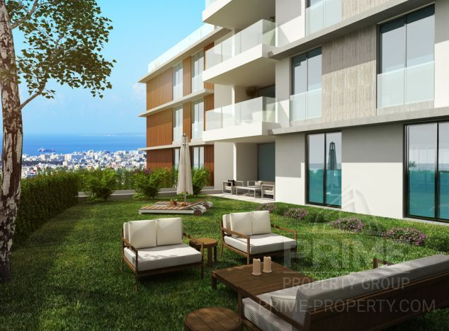 Cyprus property, Apartment for sale ID:6917